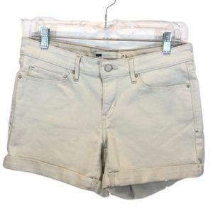 Levi's Women's Tan Jean Shorts - 29